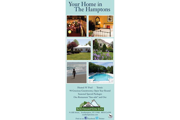 Print Ad - Hamptons Magazine